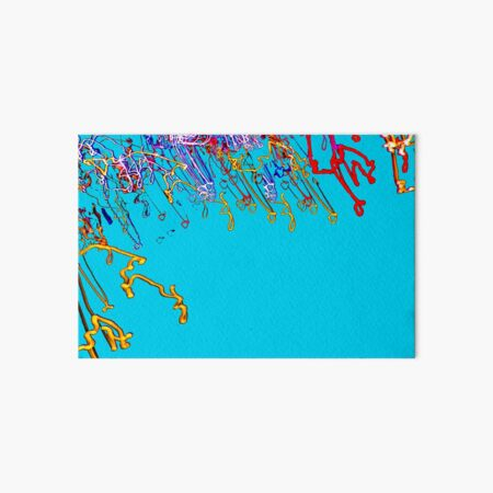 The Sky is Falling Art Board Print