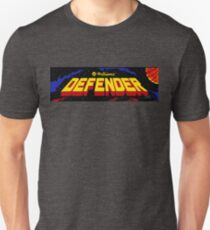 Defender - Williams Arcade Game - 1981 T-Shirt