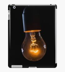 low key bulb  iPad Case/Skin