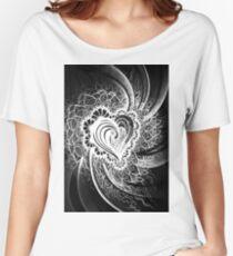 Crazy Heart Women's Relaxed Fit T-Shirt