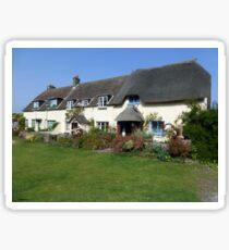 Porlock Weir Cottages Sticker