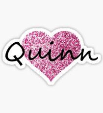 Quinn Sticker