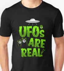 UFOs are Real - EN Unisex T-Shirt