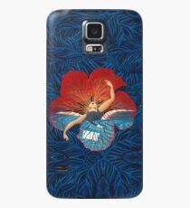 Blume Hawaii Pele Hülle & Klebefolie für Samsung Galaxy