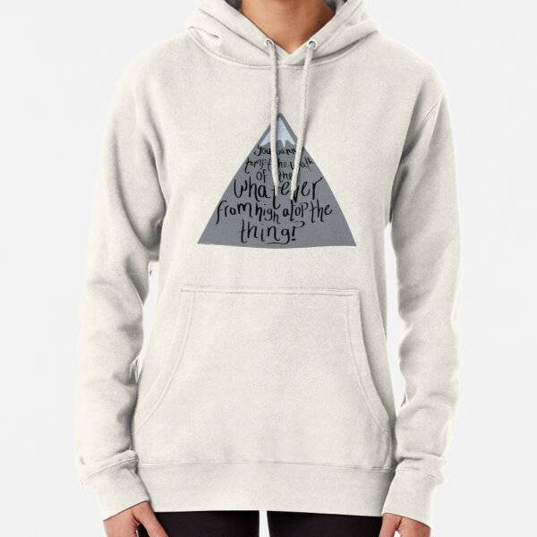 West Wing Toby Wrath of the Whatever Pullover Hoodie