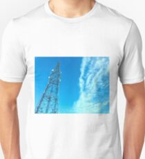 Clouds + Tower T-Shirt