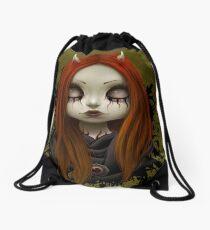 Haunted Drawstring Bag