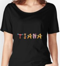 Tiana Women's Relaxed Fit T-Shirt