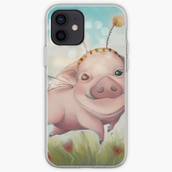 Melipom iPhone Soft Case