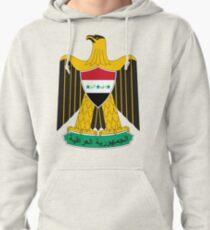 Republic Of Iraq (1991-2004) Pullover Hoodie