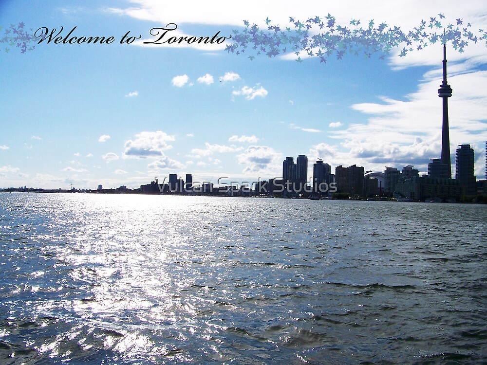 Welcome to Toronto by Vulcan Spark Studios