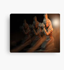 The Tomb spirits Canvas Print