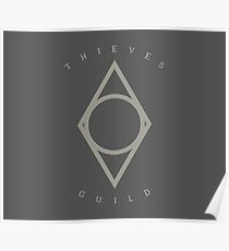 Thieves Guild Poster