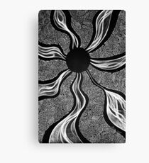 Radiant Sun Canvas Print