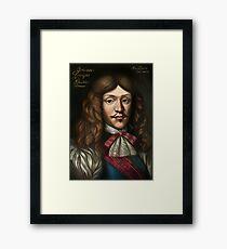 Johannes Georgius Bruchius Framed Print