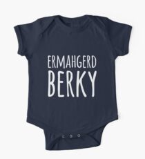 Ermahgerd Berky One Piece - Short Sleeve