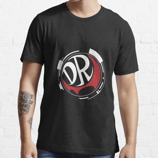 Danganronpa! DR (White) Essential T-Shirt
