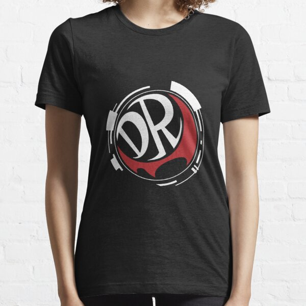 Danganronpa! DR (White) Essential T-Shirt