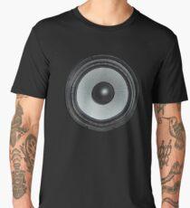 Black Speaker Men's Premium T-Shirt