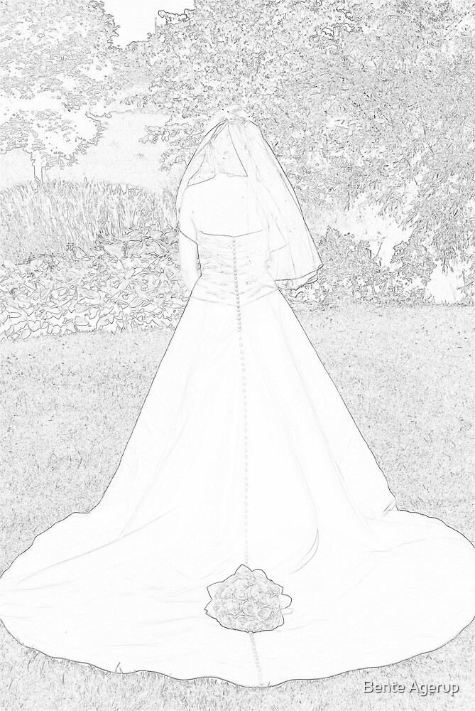 The Bride by Bente Agerup
