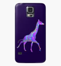 Psychedelic Giraffe Case/Skin for Samsung Galaxy