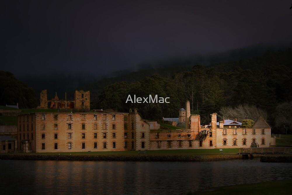 Port Arthur Jail - Tasmania by AlexMac