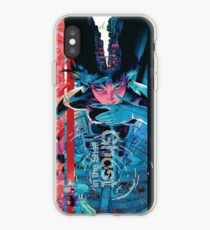 ghost in the shell by remsoun iPhone Case