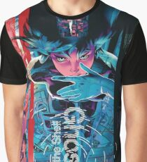 ghost in the shell by remsoun Graphic T-Shirt