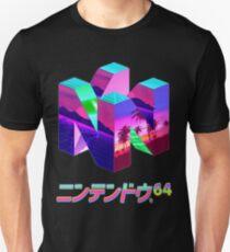 Nintendo 64 Vaporwave T-Shirt