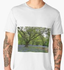 The perfect place to sit! Men's Premium T-Shirt