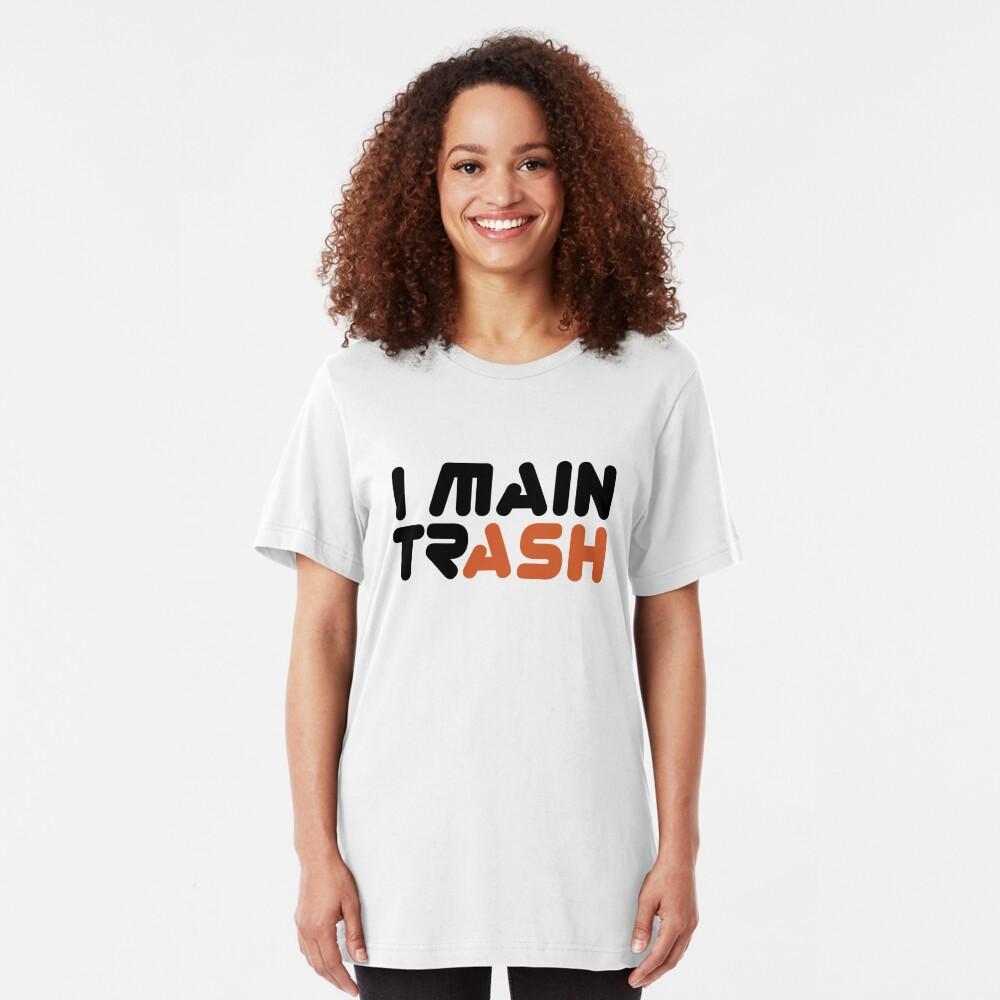 I MAIN (TR) ASH [Roufxis - RB] Camiseta ajustada