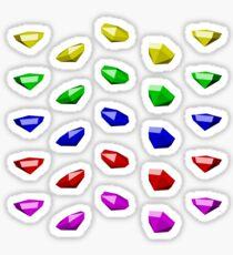 Spyro Gem Stickers Sticker