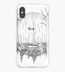 Through the Darkness of Future Past The Magician Longs To See iPhone Case