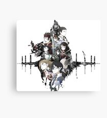 Sword Art Online Ordinal Scale Canvas Print