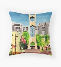 Temple University Throw Pillow