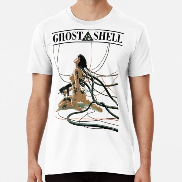 ghost in the shell by remsoun Premium T-Shirt