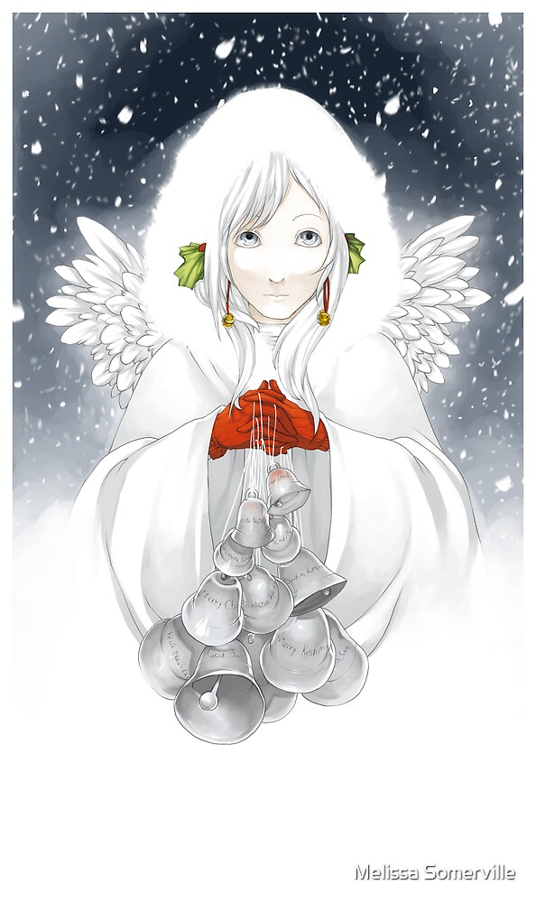 Silver Bells by Melissa Somerville