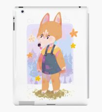 Corgi child iPad Case/Skin