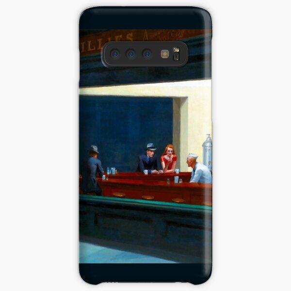 """""""Nighthawks"""" by Edward Hopper (1942) Samsung Galaxy Snap Case"""