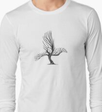 Tree Bird  Long Sleeve T-Shirt
