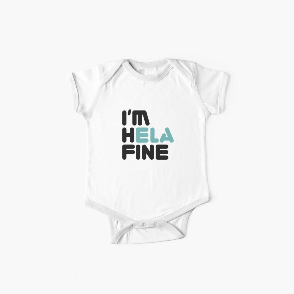 HELA FINE [Roufxis - RB] Body para bebé