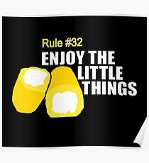 Zombieland - Regel 32 Poster
