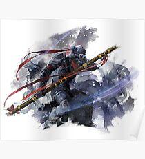 Guild Wars 2 - Daredevil Poster