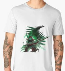 Camiseta premium para hombre Guild Wars 2 - Reaper