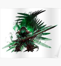 Guild Wars 2 - Reaper Poster