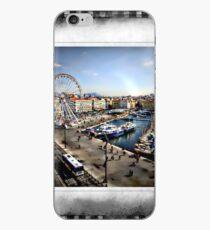 Marseilles Harbor iPhone Case