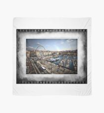 Marseilles Harbor Scarf