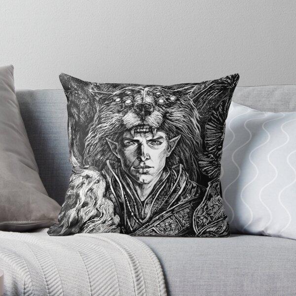 The Trespasser - Dragon Age Throw Pillow