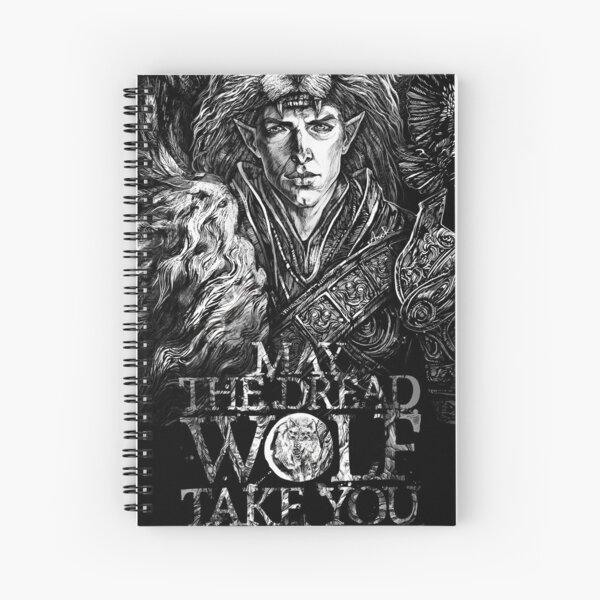 The Trespasser - Dragon Age Spiral Notebook