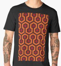 Overlook Hotel Carpet (The Shining)  Men's Premium T-Shirt